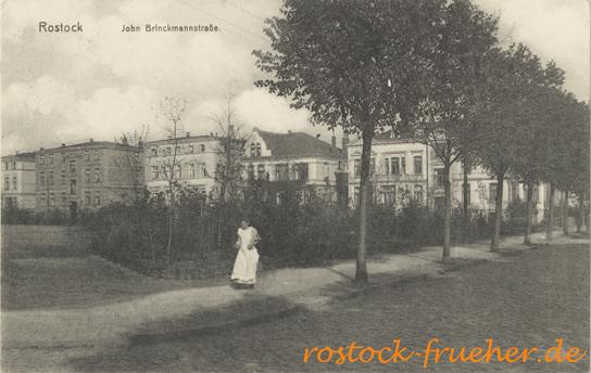 John-Brinckman-Straße