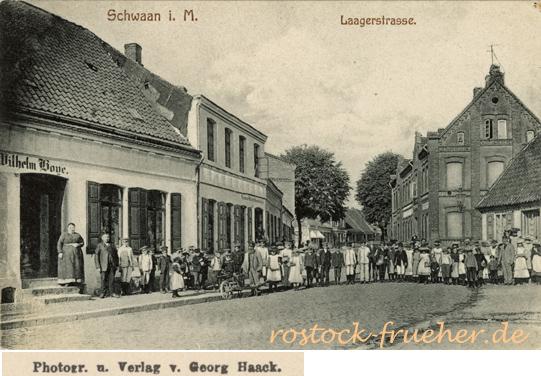 Photogr. u. Verlag v. Georg Haack. Ansichtskarte