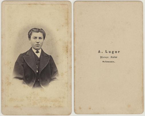 A. Luger. Visitformat
